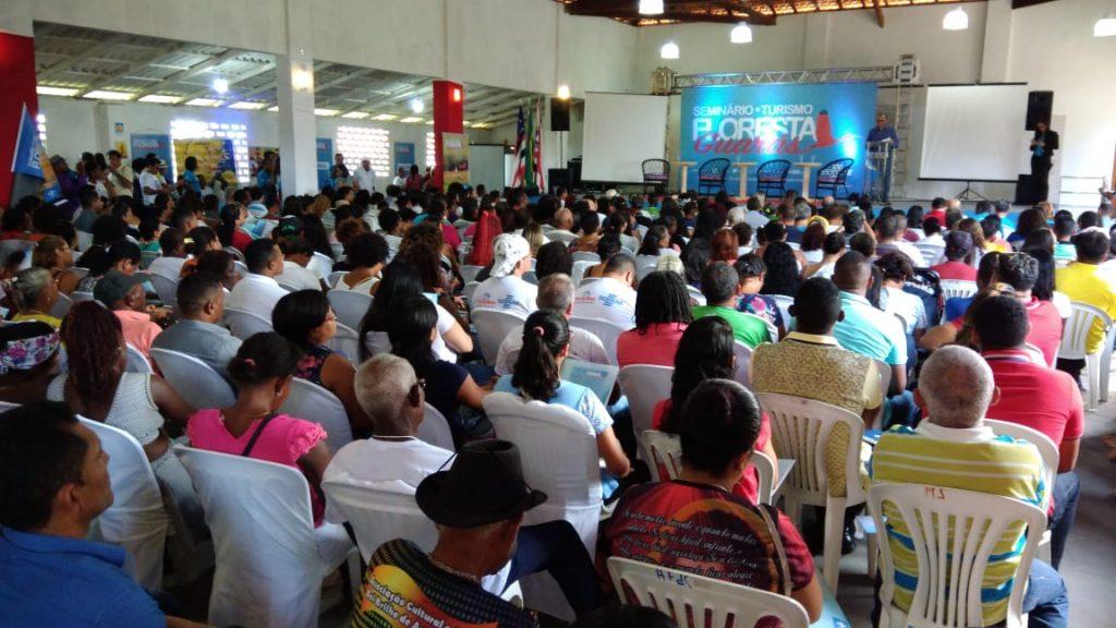 I Seminário de Turismo da Floresta dos Guarás reúne cerca de 700 participantes