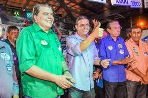 """Vestirei a camisa de sua campanha"""", diz Fábio Gentil a Sarney Filho"""