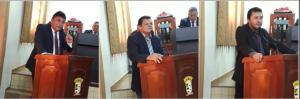 Como antecipou o blog, três vereadores rompem com Luciano Genésio em Pinheiro