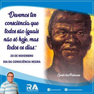 Pedro do Rosário – Homenagem ao Dia da Consciência Negra