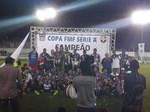 Maranhão empata contra Pinheiro, vence Copa FMF e volta a Série D do Brasileiro