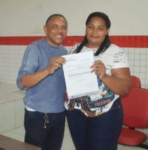 Novos Conselheiros Municipais de Saúde tomam posse em São Bento