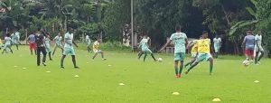 PAC realiza últimos treinos antes da estreia no Campeonato Maranhense 2019