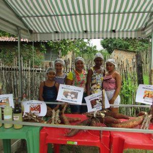 Com apoio do Sebrae empreendedores de Bequimão recebem agroindústria de beneficiamento de mandioca