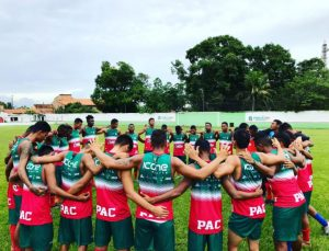 PAC vence jogo treino diante da Seleção de Pacas