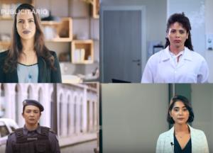 Assembleia lança campanha institucional contra assédio, violência e feminicídio