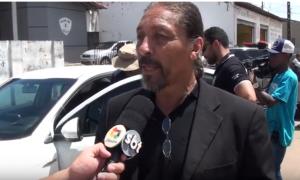Pinheiro – Delegado Shaolin fala sobre  homicídio do professor Algenir